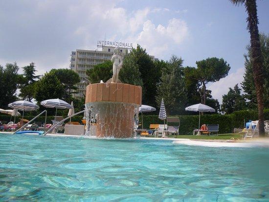 Hotel Terme Villa Pace: piscina esterna
