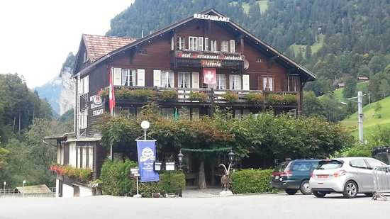 Photo of Hotel Steinbock Lauterbrunnen