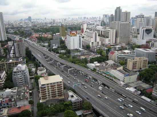 Novotel Bangkok Ploenchit Sukhumvit : Vue panoramique