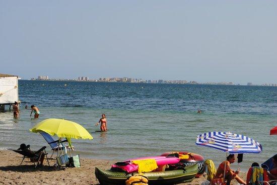 Hotel Neptuno: Playa