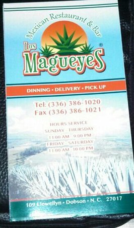 Los Magueyes Mexican Restaurant & Bar