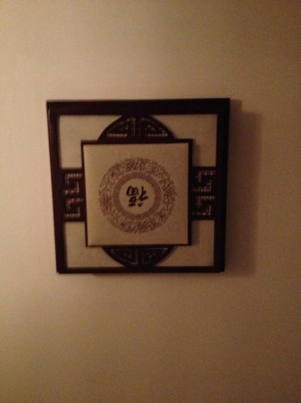Hyde Hotel : Luz de teto