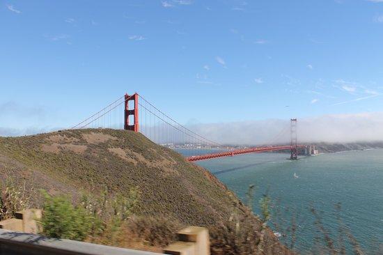 A Friend in Town Tours: Golden Gate