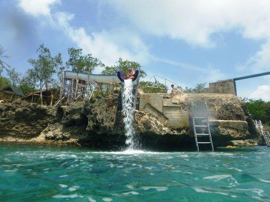 west view tobogan de agua super divertido