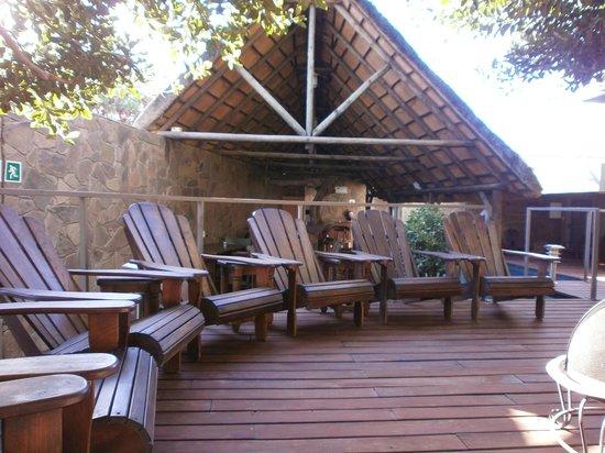 Fig Tree Guesthouse: espace détente