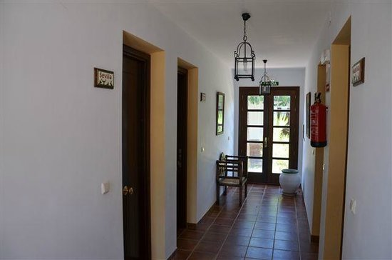 Hotel Carlos Astorga : Couloir