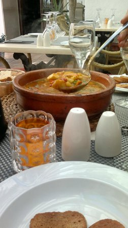 Can Costa Alcudia: Il suquet di pesce