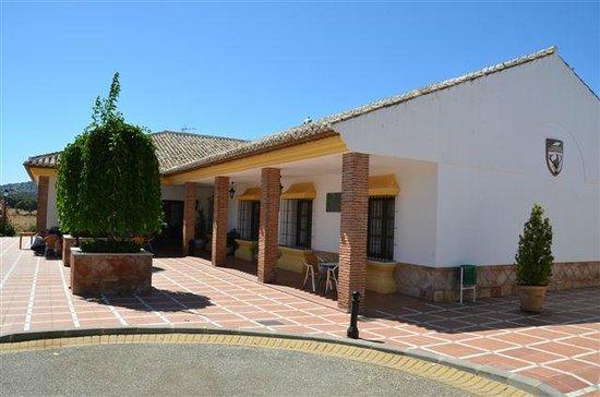 Hotel Carlos Astorga: Réception