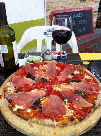 Bella Napoli: ritchie pizzA