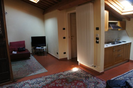 Residence Hotel Antico San Zeno: Красивый номер