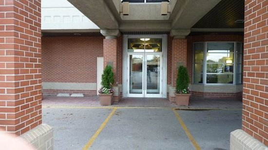 Norwood Hotel: Norwood main entrance