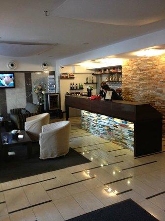 Hotel Clement Praque : Lobby