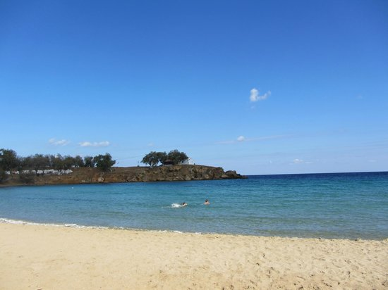 Agii Apostoli, Greece: perfect Cretan beach