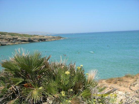 Riserva Naturale di Vendicari: Бухта в заповеднике Вендикари, место гнездования морских черепах.