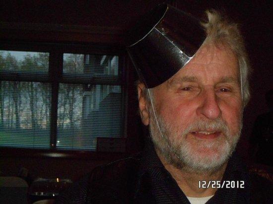 Holiday Inn Wakefield M1, Jct. 40: Frivolity on Christmas day