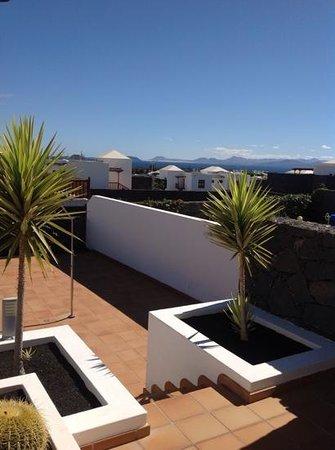 Vista Lobos Villas: our view from veranda!