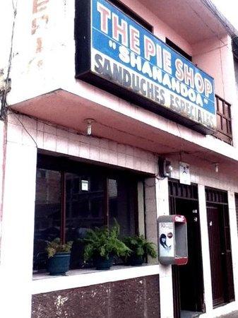 Shenandoah Pie Shop: Pie Shop