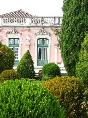 National Palace of Queluz: Palace gardens