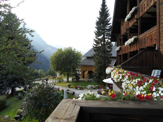 โรงแรมชาเล่ต์เซนเกอร์: View