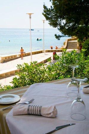 Restaurante Ciro´s: Nuestro Jardín