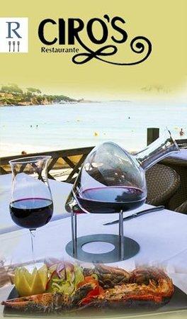 Restaurante Ciro´s: Vinos de España