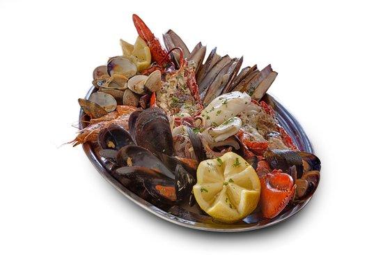 Restaurante Ciro´s: Mariscada