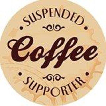 The Rusty Bucket Coffee Shop: Suspended Coffee No.2