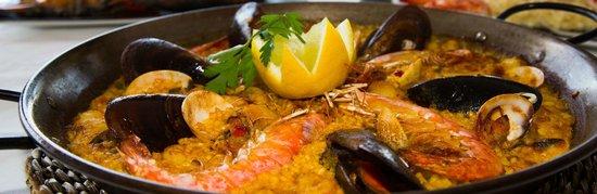 Restaurante Ciro´s: Paella