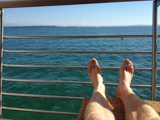 Hotel Palafitte: C'est le pied géant