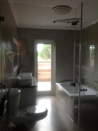 Angala Boutique Hotel and Guest House : bathroom