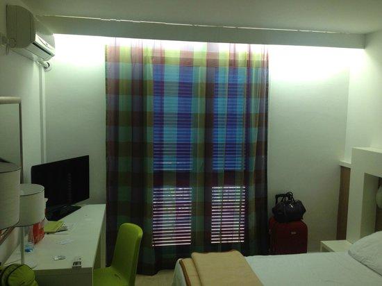 Hotel Slovenska Plaza: room
