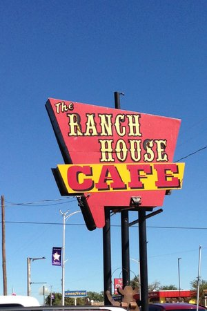 Ranch House Cafe : Home made food at the Road House Cafe
