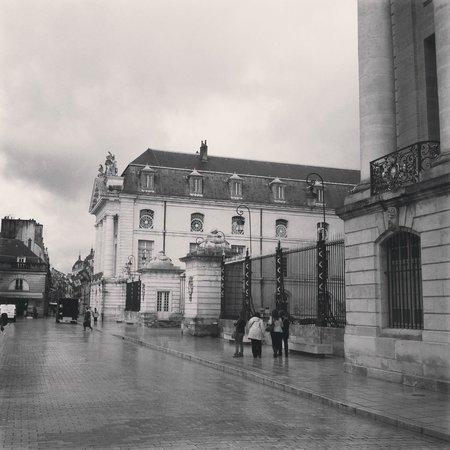 Wine and Voyages : Palais des Ducs, Dijon