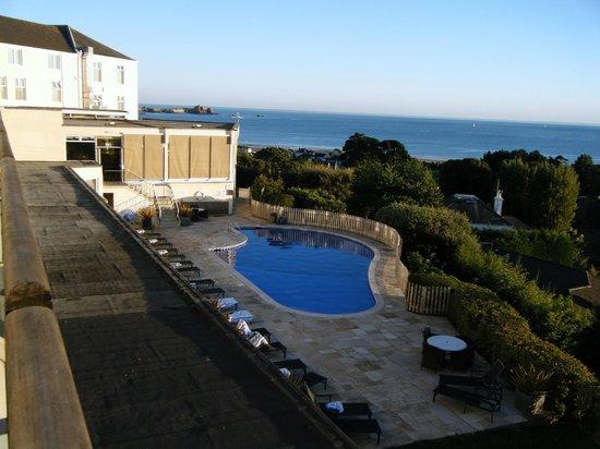 Hotel Cristina: Hotel pool