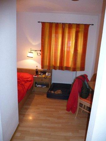 Hotel Wolf: Mein Zimmer - klein aber fein