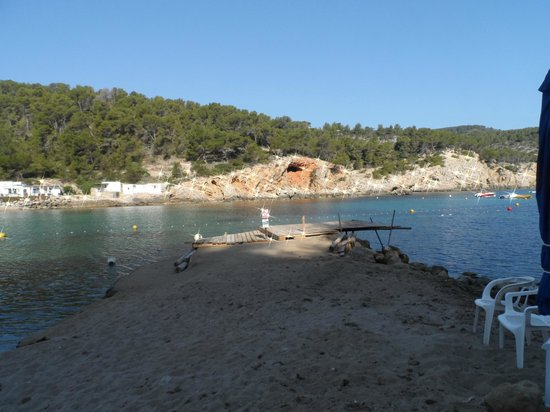 San Miguel Hotel: plage