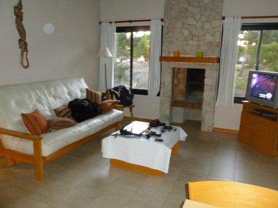 living comedor con cocina integrada picture of dunas del