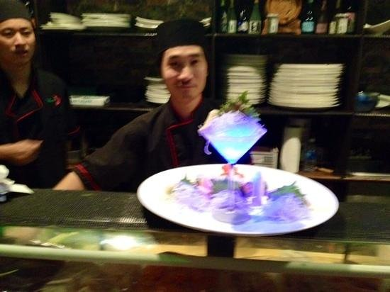 Wasabi Sushi: Sashimi and Sushi