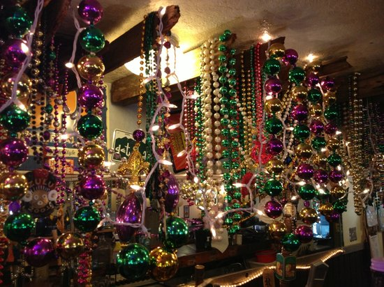 Cajun Cafe On the Bayou: NOLA Spirit!