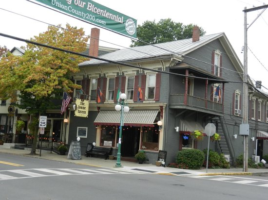 Restaurants Near Lewisburg Pa