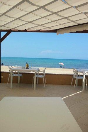 Noguera Mar Hotel: En el restaurante del hotel