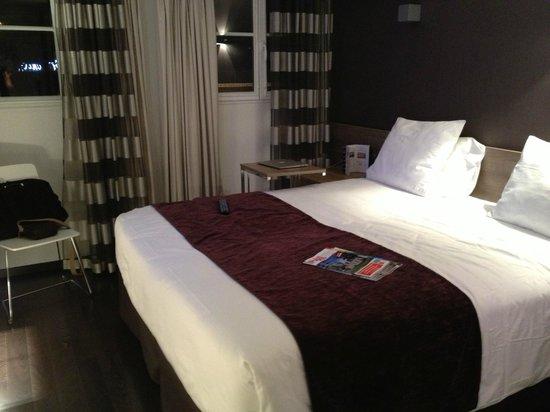 Citiz Hotel: Chambre 514