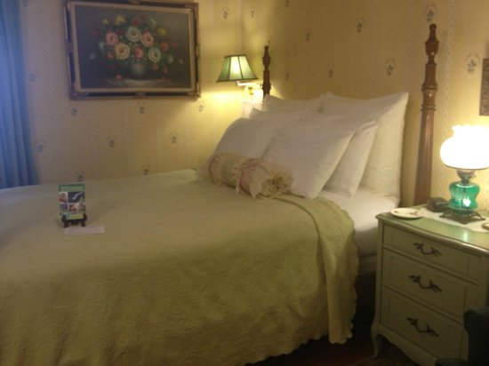 "Westby House Inn: The ""Garden Suite"""