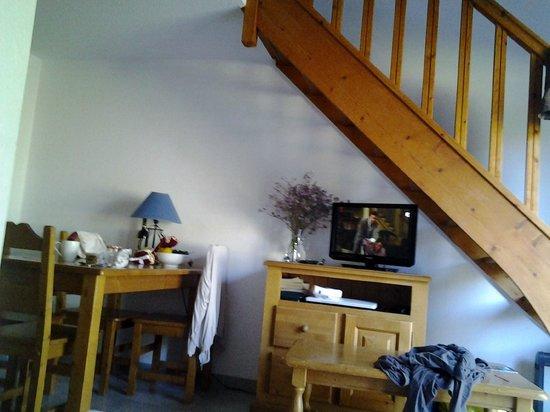 Résidence Les Berges du Canal : intérieur résidence