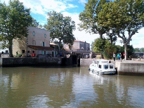 Résidence Les Berges du Canal : canal du midi