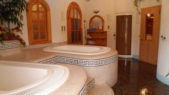 Hotel Haus Michaela: SPA- vasche idromassaggio
