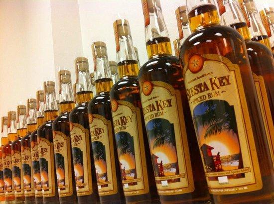 Siesta Key Rum: Siesta Key Spiced Rum
