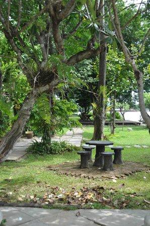 Kasem Island Resort : Le repos