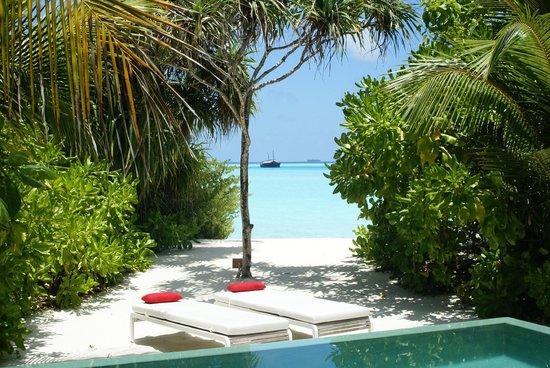 PER AQUUM Niyama Maldives: View from room 12