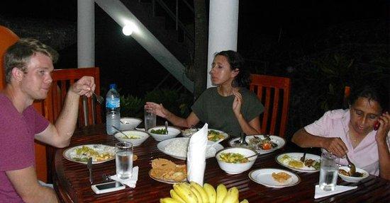 Dream View Villa: Foods